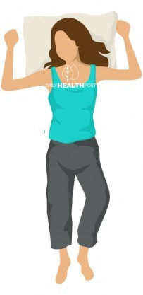 8 Sleeping Positions And Their Effects On Health Page 3