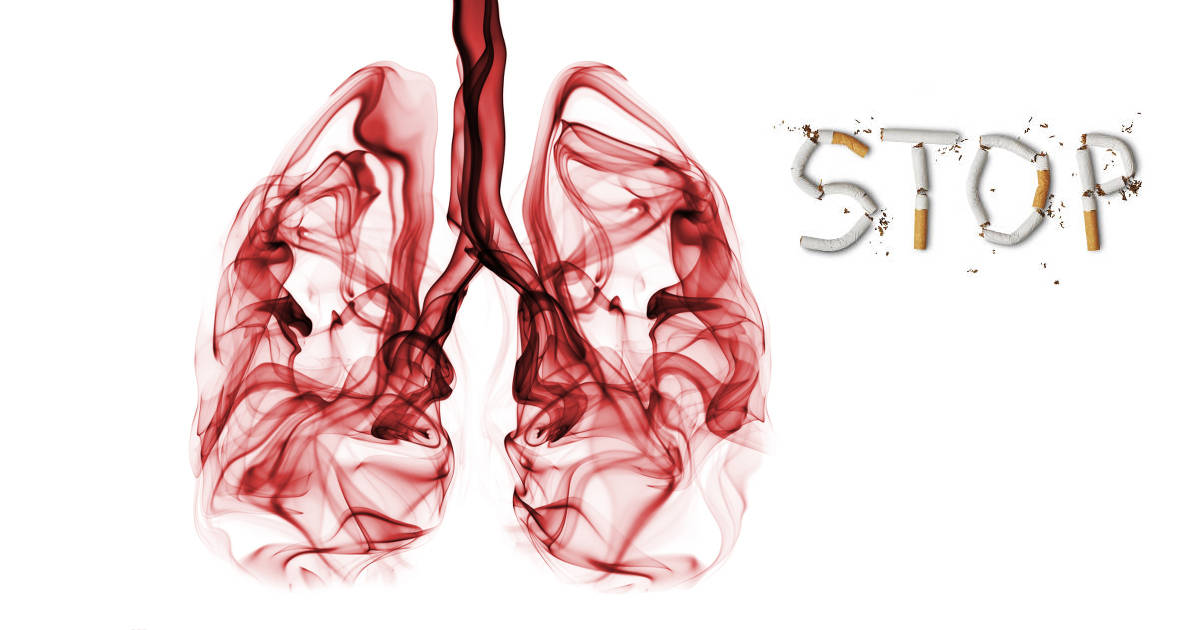 effect of smoking on lungs essay