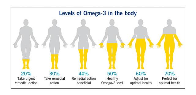 omega-3 to omega-6 ratio
