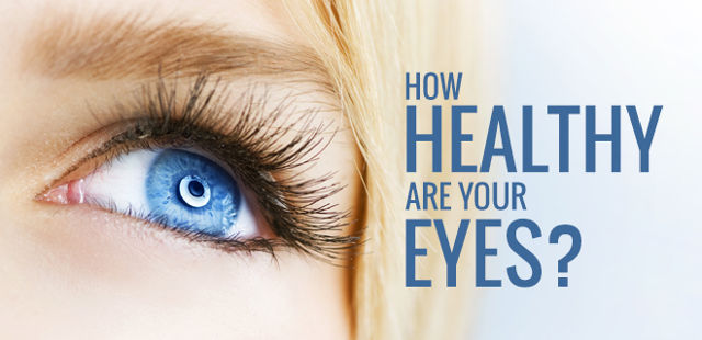 how to keep your eyes healthy wikihow