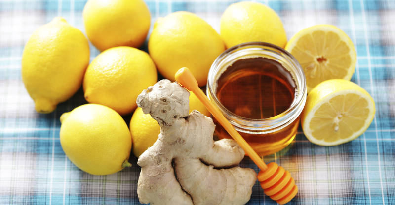 Homemade Honey-Ginger Paste – The Most Effective Treatment ...