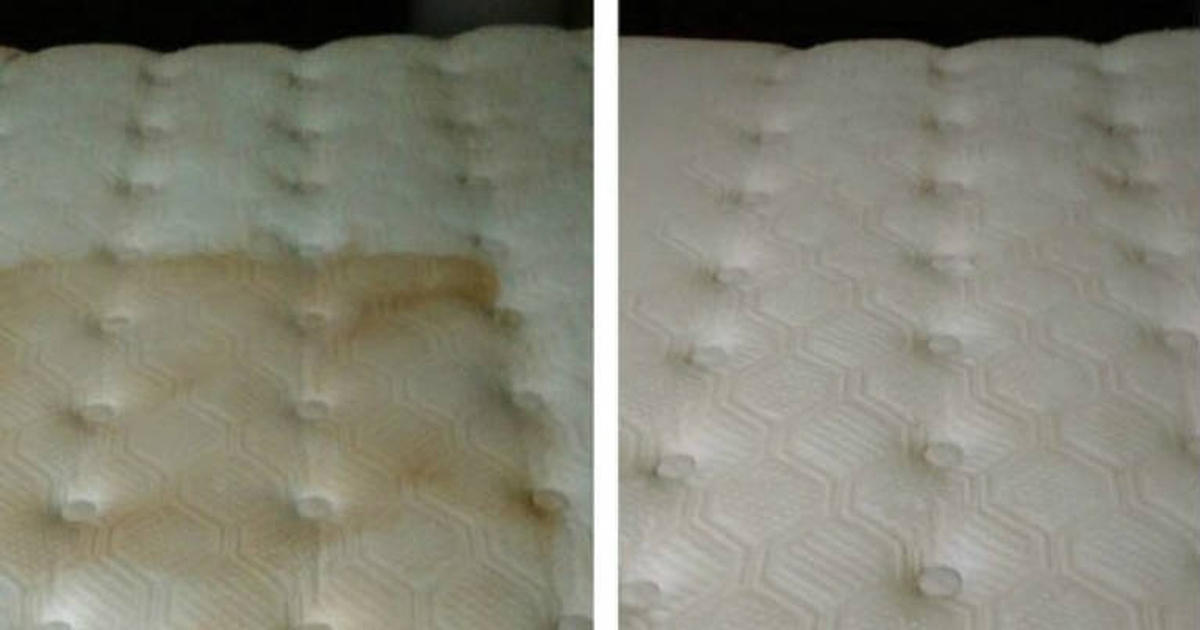 How to clean your mattress naturally - Bicarbonate de soude matelas ...