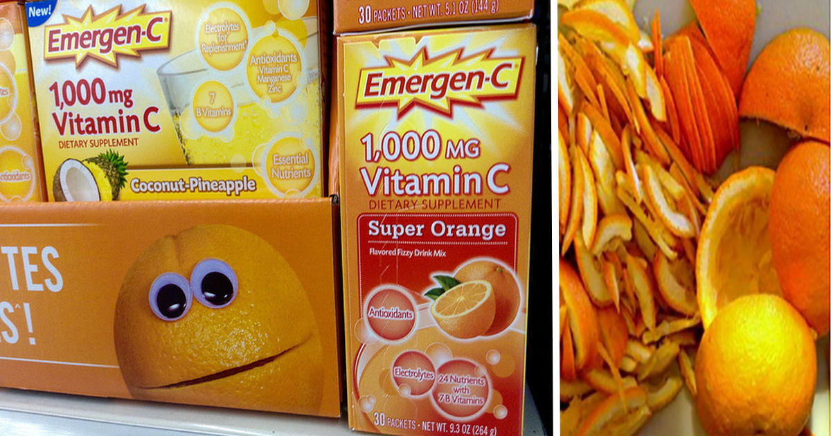 emergen-c packets