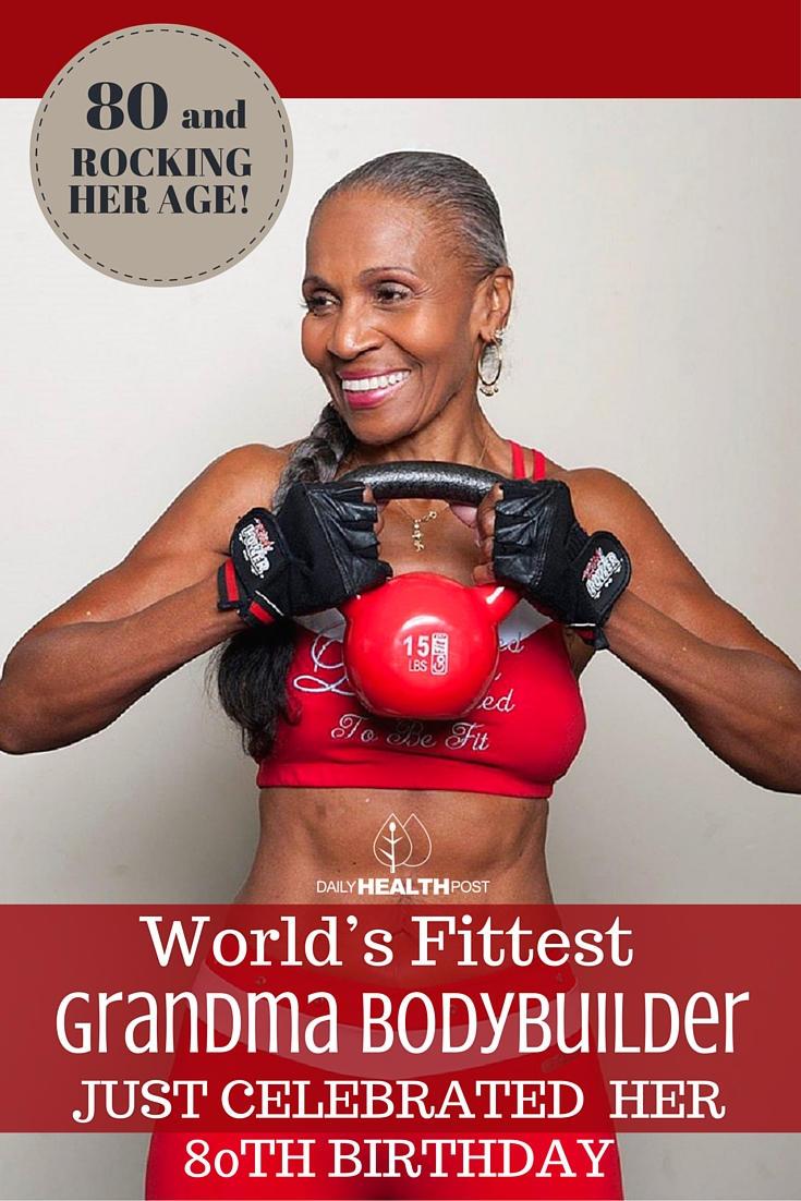 oldest female bodybuilder
