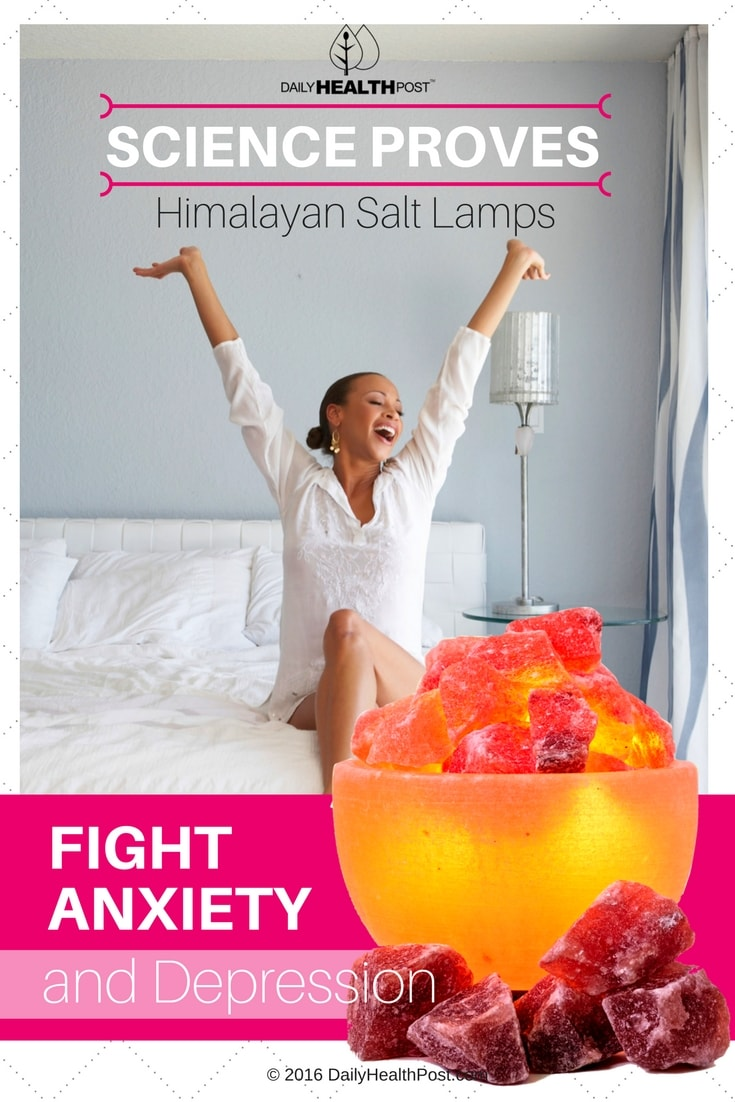 Salt Lamp Benefits Webmd : Himalayan Salt Lamp Benefits Perfect For Stress And Anxiety!