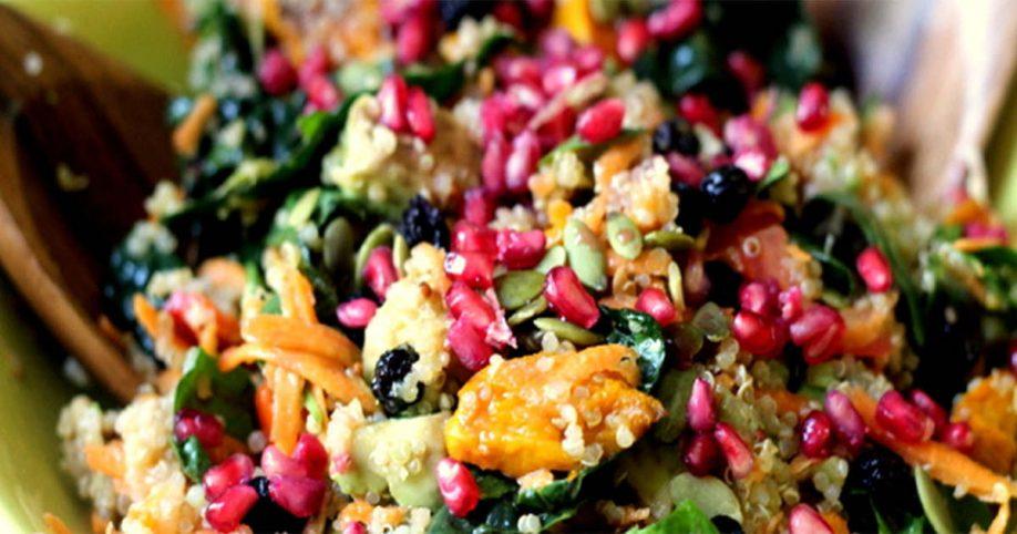 anti cancer salad