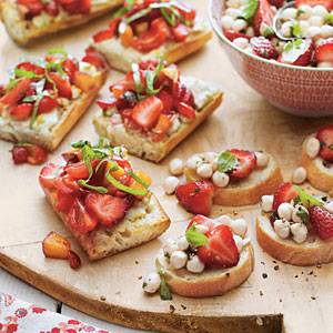 5 Strawberry Recipes For The Beginning Of Summer