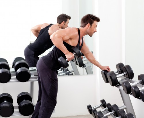 Naturally high testosterone levels